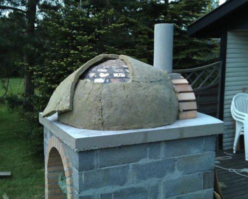 Теплоизоляция купола