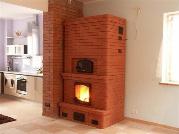 Печь для дачи на дровах