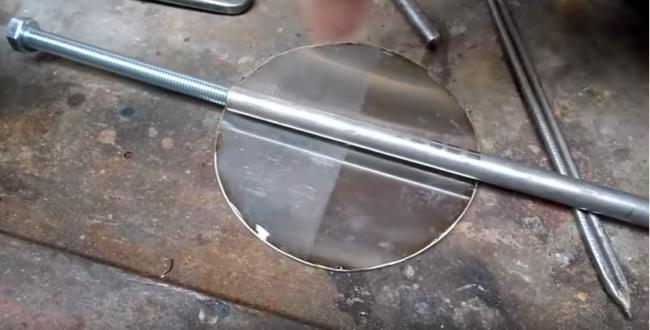 Шиберная задвижка для дымохода - инструкция по созданию своими руками