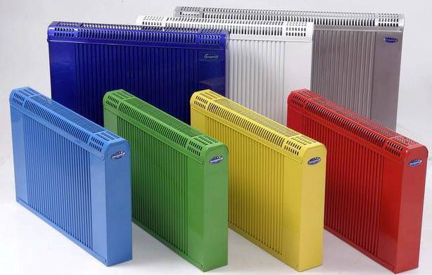 Варианты цветового решения от производителя