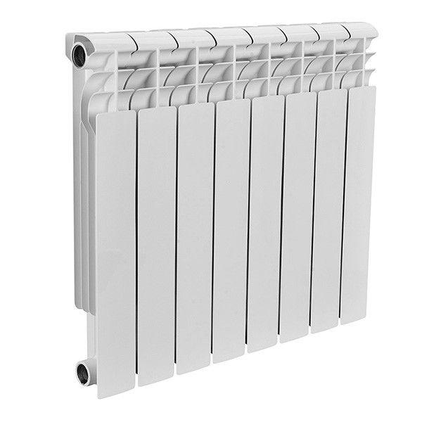 Вариант внешнего вида алюминиевого радиатора