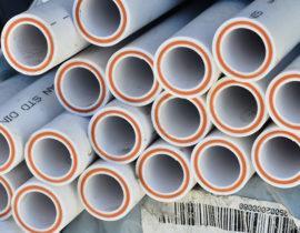 Армированные полипропиленовые трубы для отопления: соответствует ли цена сроку их службы?