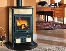 Дровяная печь-камин длительного горения для дачи: выбор варианта, пошаговая инструкция по установке