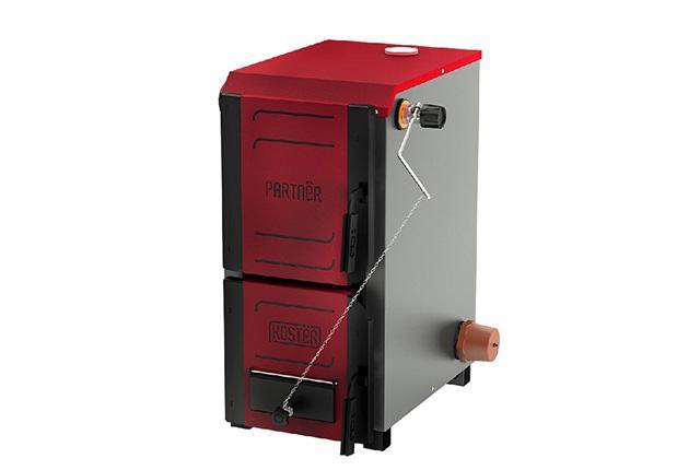 Комбинированный котел отопления на дровах и газе