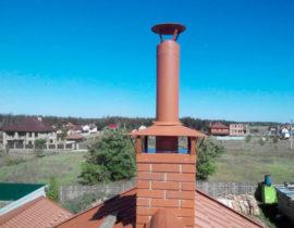 Печные трубы и дымоходы