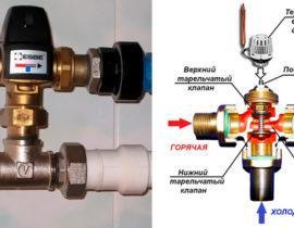 Зачем нужен трехходовой клапан и на что обращать внимание, выбирая его?