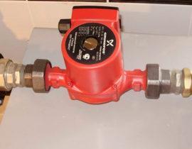Циркуляционные насосы для систем отопления: виды, устройства, критерии выбора