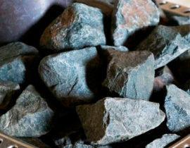 Какие камни выбрать для бани
