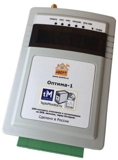 Оптима-1 Тепломонитор