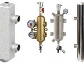 Гидрострелка для отопления: конструкция и алгоритм работы гидравлического распределителя