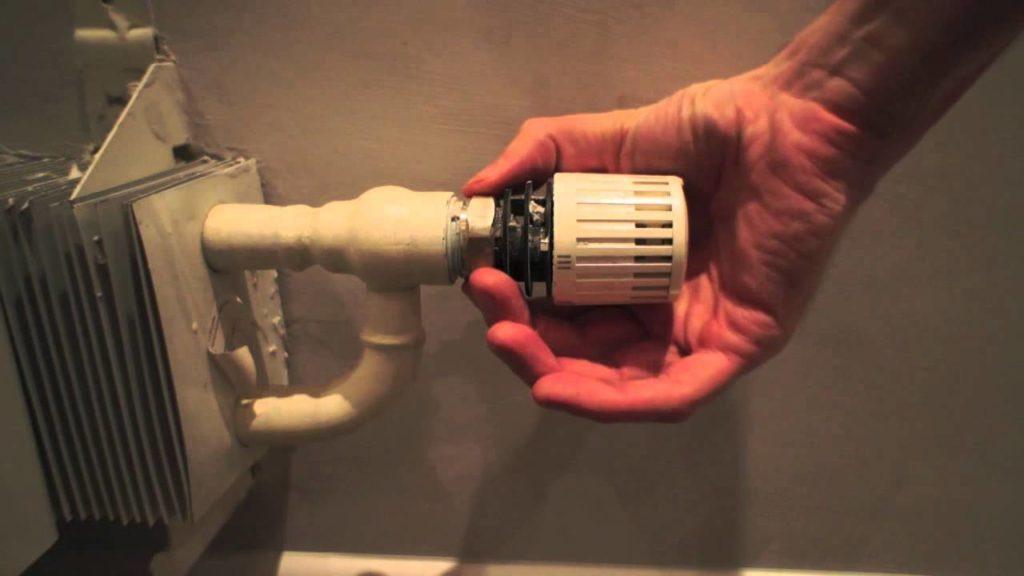 Настройка терморегуляторов