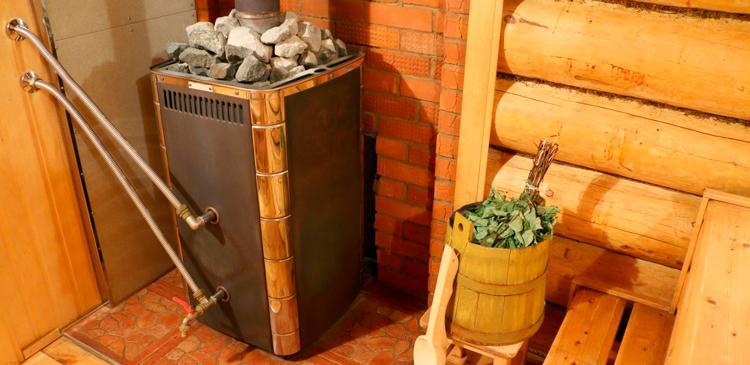Что учитывать при выборе газовых печей для бани