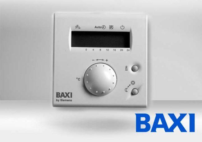 терморегулятор Бакси