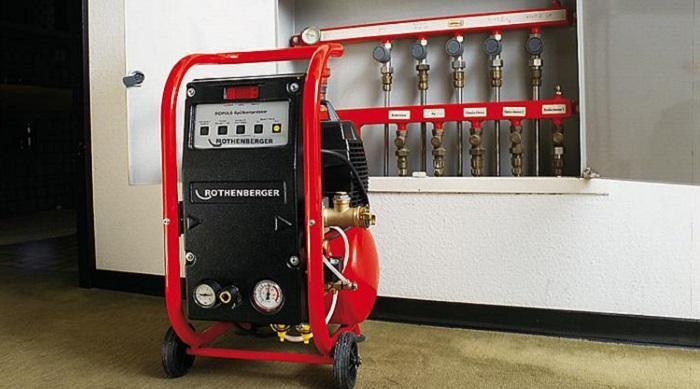 Оборудование для гидроударной прочистки