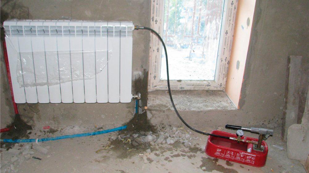 Гидроударная прочистка