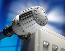 Терморегулятор для радиаторов отопления: особенности выбора и правила установки