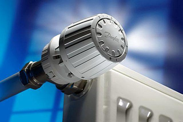 Терморегулятор отопления вариант 2