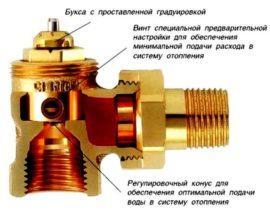 Кран Маевского — эффективный прибор для борьбы с завоздушиванием