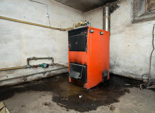Конденсат может появляться из-за неправильной температуры в помещении, где находится котел