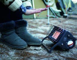 Обогреватель для палатки: виды, выбор,  рейтинг лучших обогревателей