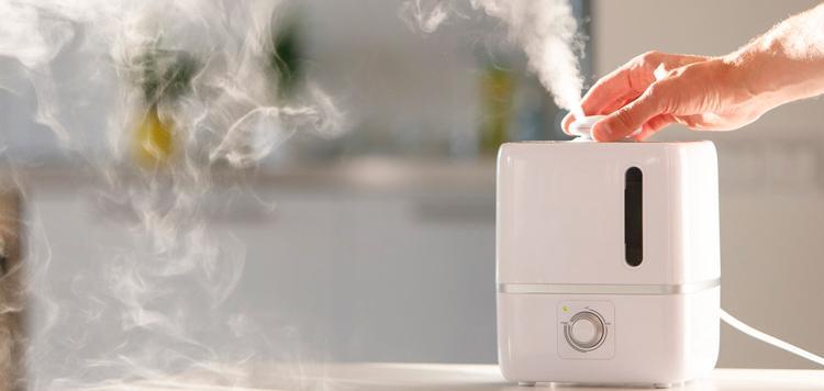 При использовании перегретого пара возможно переувлажнение воздуха в помещении