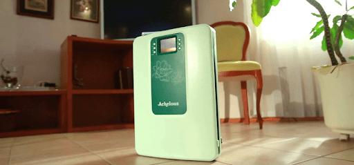 Мощьность ионизатора должна соответствовать площади помещения