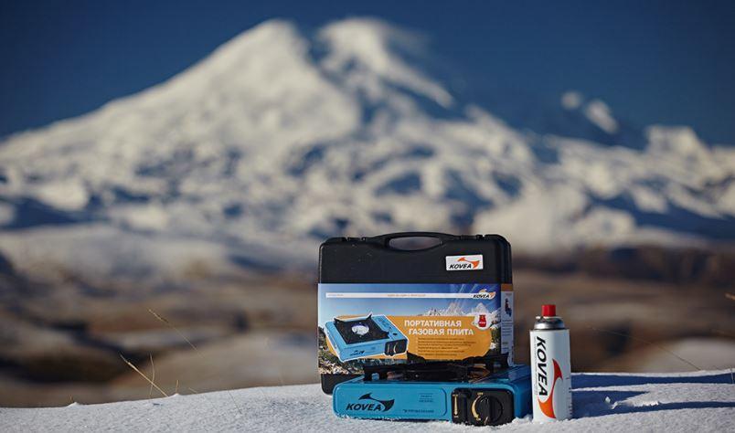 При походах на дальние дистанции или горы, важный параметр - это общий вес комплекта