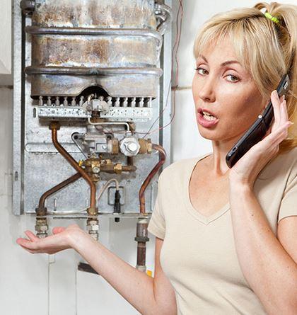 Хлопки часто связаны с неисправностью системы подачи газа